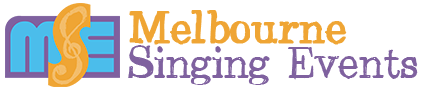 Melbourne Singing Events